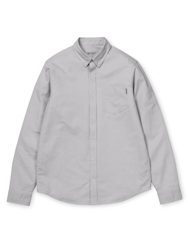 Carhartt WIP Button Down Pocket Hemd (cinder)