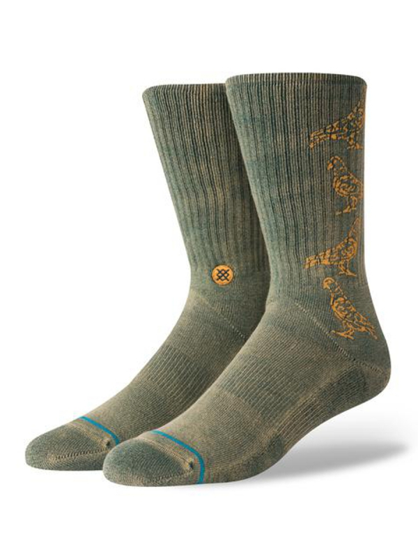 Stance Street Rat Socken (green)