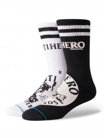 Stance Antihero Socken (black)