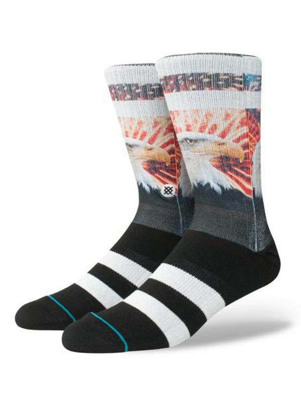 Stance Defender Socken (black)