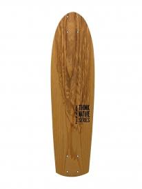 Kaliber Think Nature 76x20cm Cruiser Longboard Deck