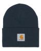 Carhartt WIP Acrylic Watch Hat Beanie (dark navy heather)