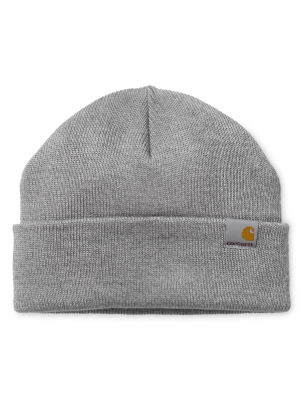 Carhartt WIP Stratus Low Beanie (grey heather)