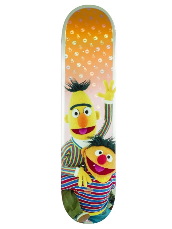 Globe Sesame Street Bert Ernie Skateboard Deck 8.0 Inch