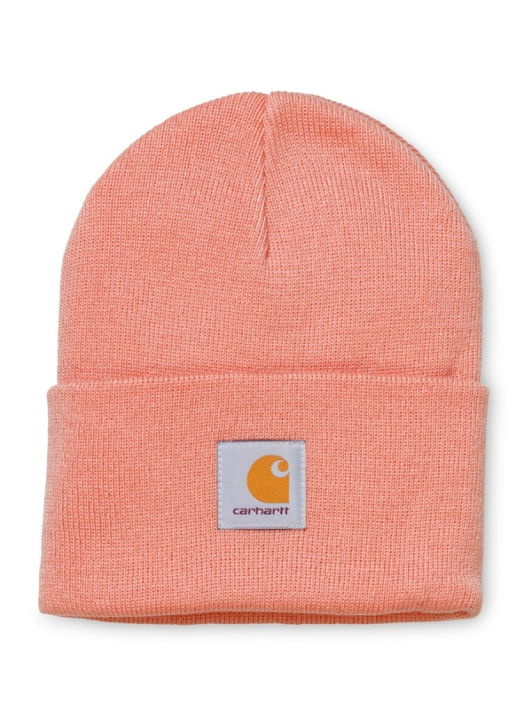 Carhartt WIP Acrylic Watch Hat Beanie (peach)