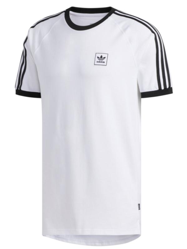 Adidas California Blackbird T-Shirt (white/black)