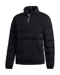 Adidas Lightweight Down Puffer Jacke (black/white)