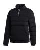 Adidas Lightweight Down Puffer Jacke (black/white)