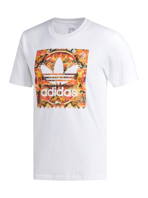 Adidas Evison Blackbird T-Shirt (white)