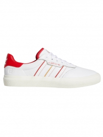 Adidas 3MC x Evisen (white/scarlet/gold metallic)