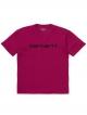 Carhartt WIP W Script T-Shirt (tango/black)