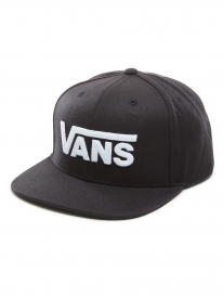 Vans Drop V II Cap (black/white)