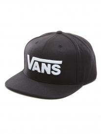 Vans Drop V II Cap (black/white)