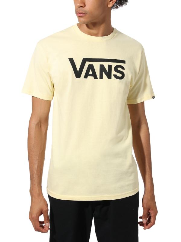 Vans Classic T-Shirt (double cream/black)
