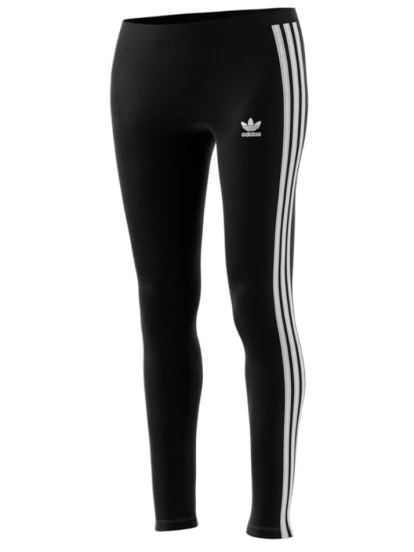 Adidas 3 Stripes Tight (black)