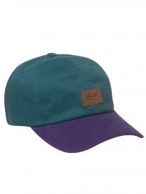 Reell Tone Cap (petrol blue/purple)