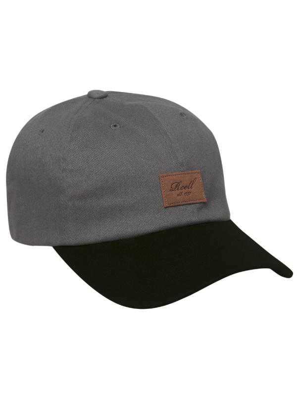 Reell Tone Cap (dark charcoal/black)
