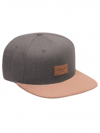 Reell Suede Cap (heather charcoal)