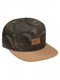 Reell Suede Cap (camouflage)