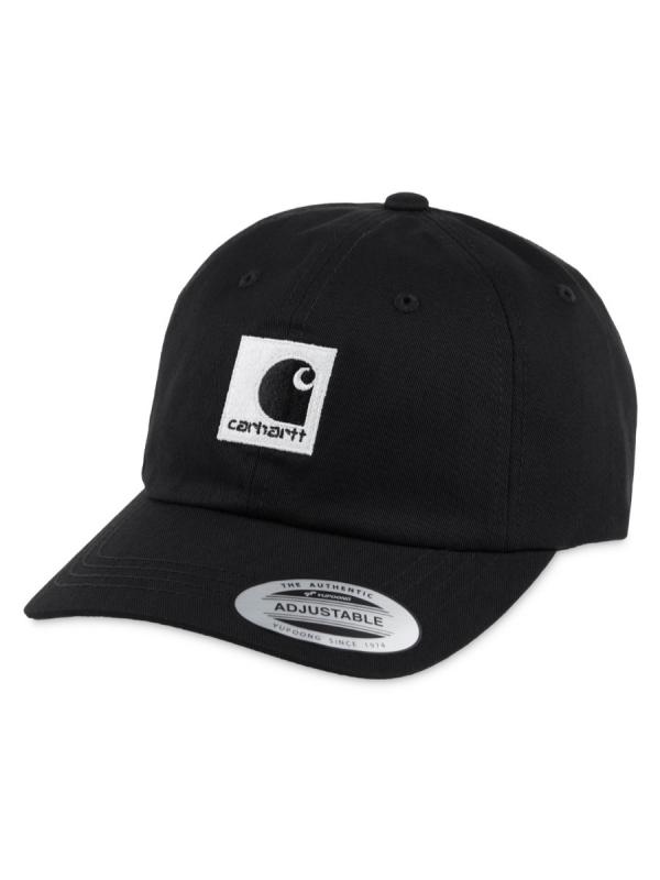 Carhartt WIP Lewiston Cap (black/wax)
