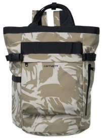 Carhartt WIP Payton Carrier Rucksack (camo brush/black)