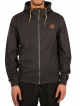 Iriedaily Love City Jacke (black anthra)