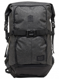 Element The Weekender Rucksack (black grid heather)