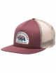 Element Rift Trucker Cap (napa red)