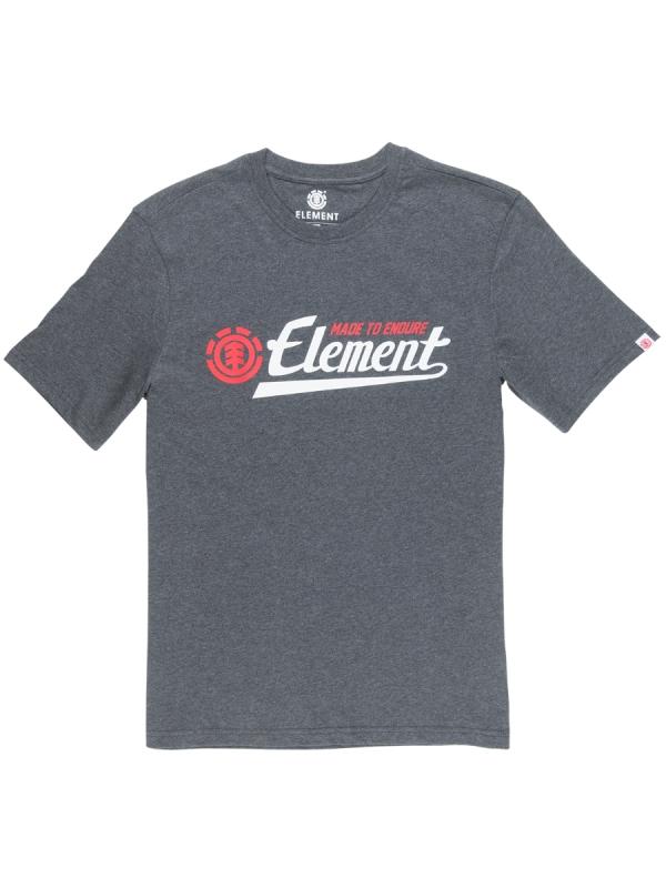 Element Signature T-Shirt (charcoal heather)