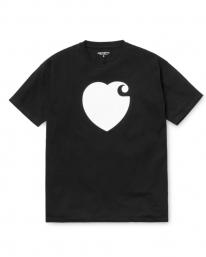 Carhartt WIP Hartt T-Shirt (black/white)