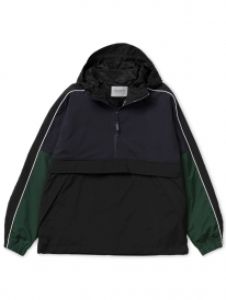 Carhartt WIP Terrace Pullover (dark navy/black/bottle green)
