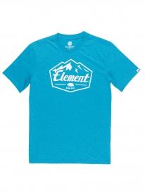 Element Slab T-Shirt (storm blue heather)