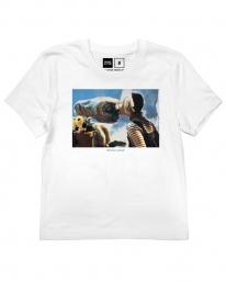Dedicated Mysen ET Kiss T-Shirt (white)