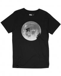 Dedicated Stockholm ET Moon T-Shirt (black)