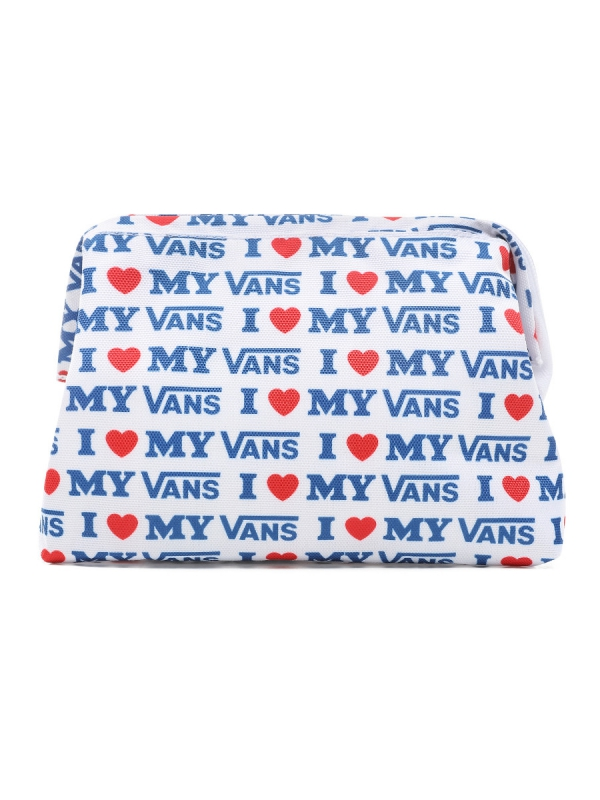 Vans Done Up Case Kosmetiktasche (true blue/vans love)