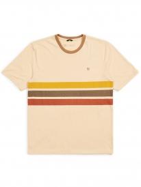 Brixton B-Shield T-Shirt (parchment)