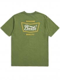 Brixton Stith T-Shirt (leaf)
