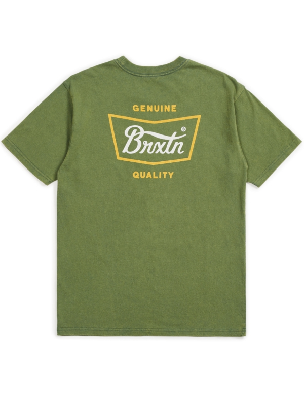 Brixton Stith T-Shirt (leaf)