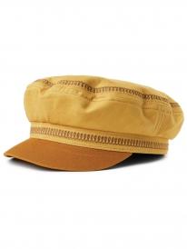 Brixton Fiddler EMB Cap (nugget gold)