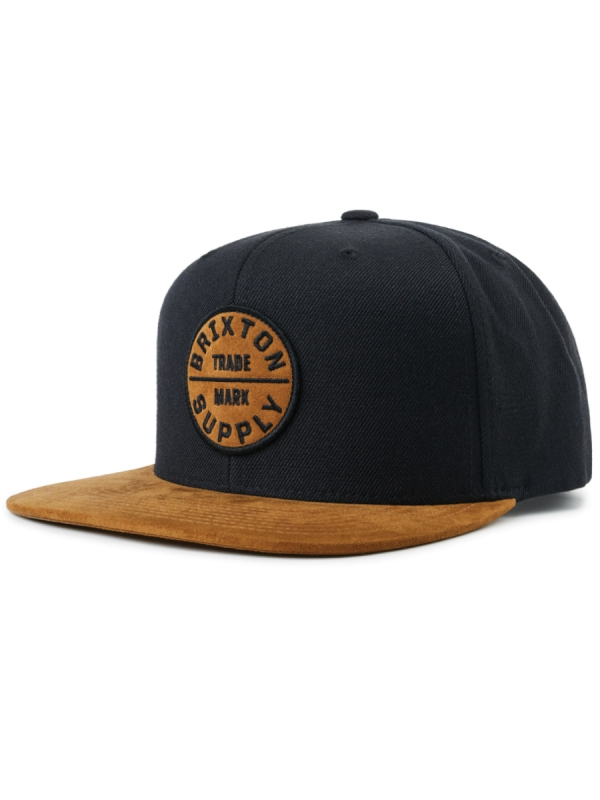 Brixton Oath 3 Cap (copper/black)