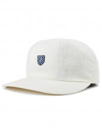 Brixton B-Shield Cap (off white)