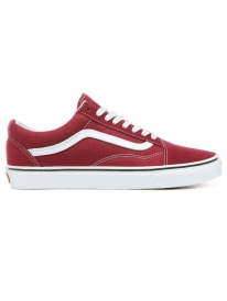 Vans Old Skool (burgundy/true white)