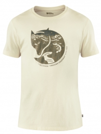 Fjällräven Arctic Fox T-Shirt (chalk white)