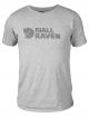 Fjällräven Logo T-Shirt (grey)