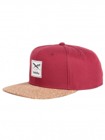 Iriedaily Exclusive Cork Cap (maroon)
