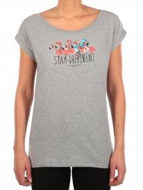 Iriedaily Flamingo Bay T-Shirt (grey melange)