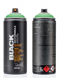 Montana Black NC 400ml Sprühdose (revolt green/BLK6220)