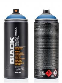 Montana Black NC 400ml Sprühdose (power blue/BLK P 5000)
