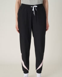 Cleptomanicx Track Pants 2 (black)