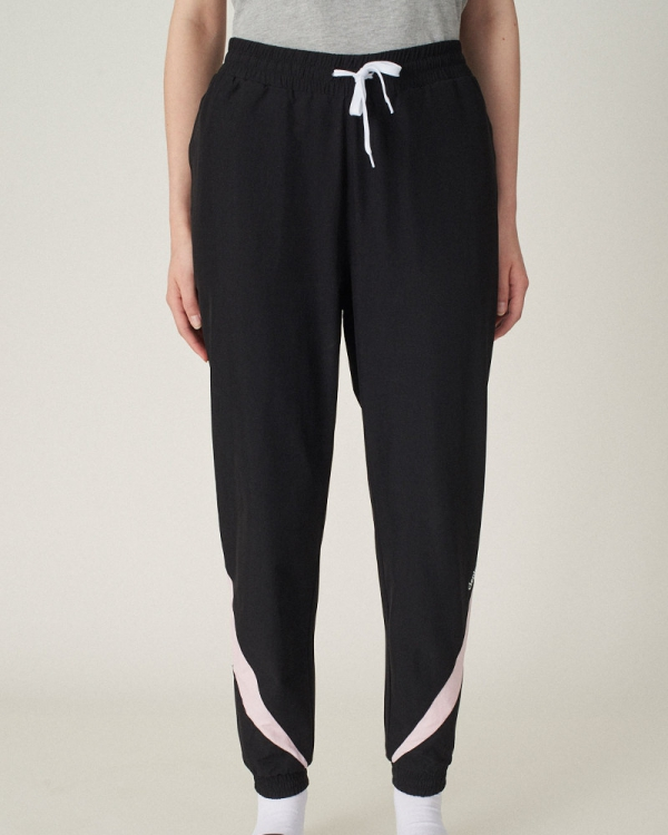 Cleptomanicx Track Pants 2 (black)